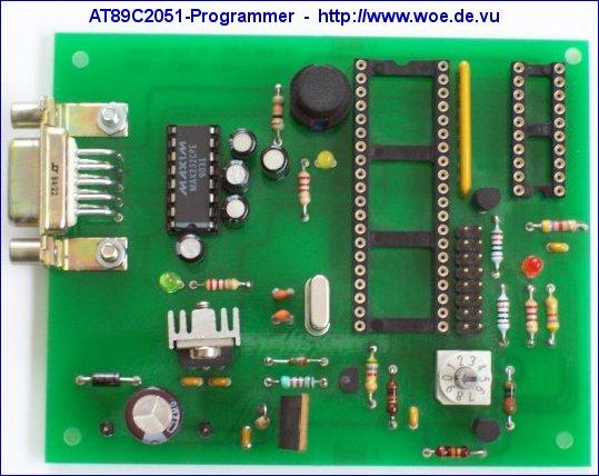 At89c2051 programmer software download