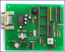 World Of Electronics - Electronic projects - AT89C2051 programmer