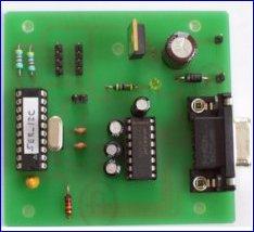 Serial-I2C-Converter